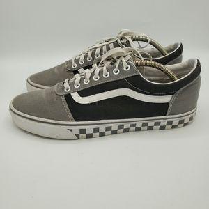 Vans Checkered Low Top Sneakers sz 13